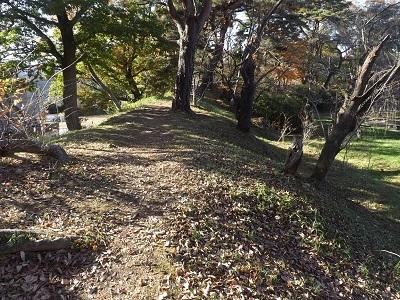 東北の城館めぐり(白石城) (9)