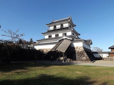 東北の城館めぐり(白石城) (10)