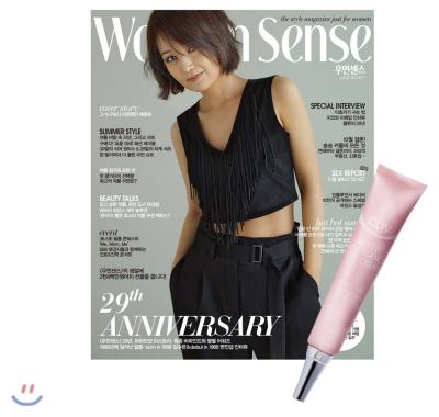 7_韓国女性誌_WOOMAN SENSE_ウーマンセンス_2017年8月号