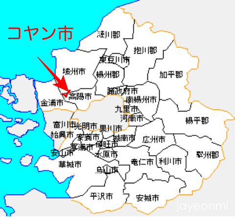 京畿道_マップ_ウィキペディア_2