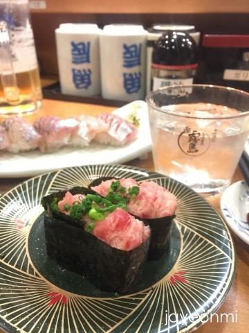 福岡_お寿司_2017年11月_2