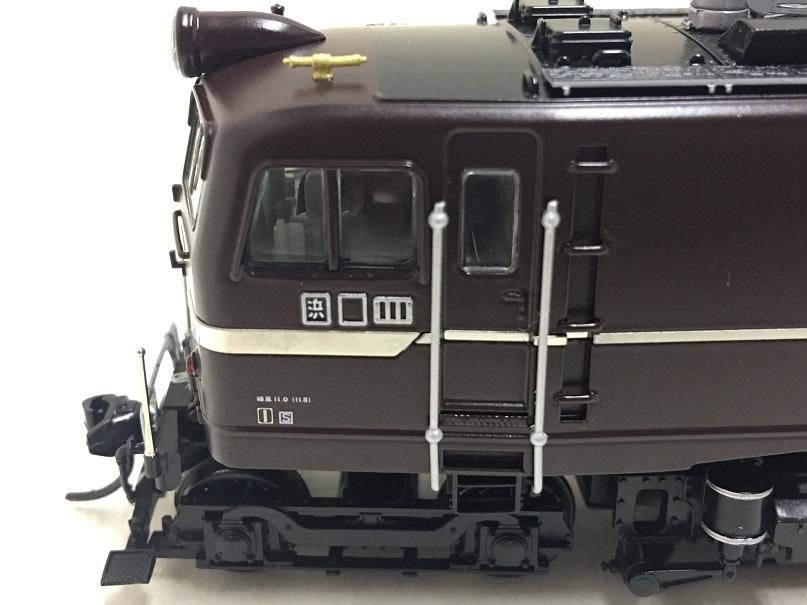 72026 天賞堂カンタム EF58 60 Hゴム窓 運転席周り
