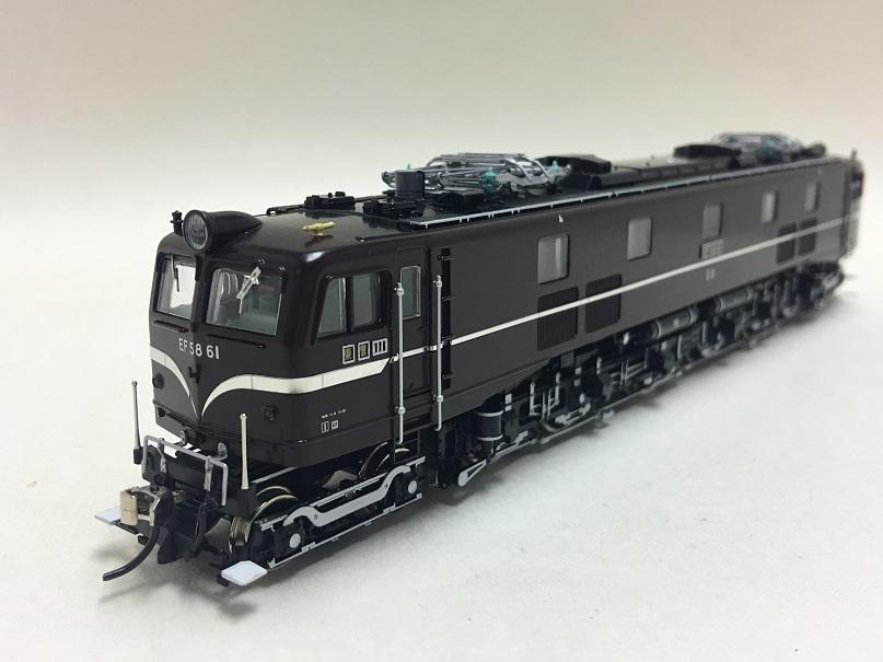 72029 天賞堂カンタム EF58 61 _ 60セット 61号機