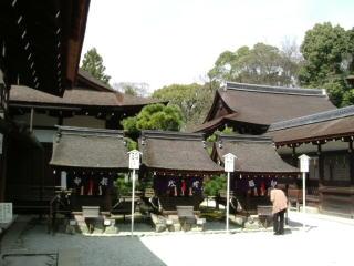 下鴨神社言社