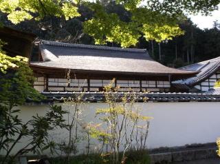 正伝寺本堂