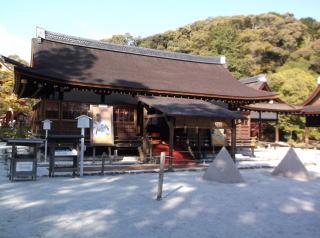 上賀茂神社細殿