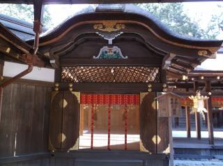 上賀茂神社摂社・片山御子神社