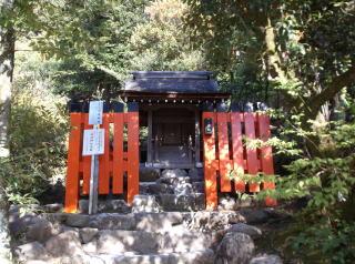 上賀茂神社摂社・須波神社