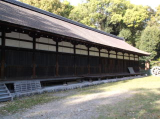 上賀茂神社北神饌所