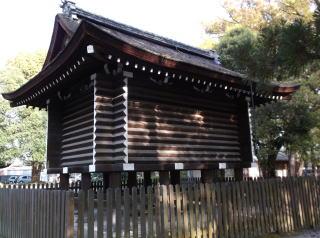 上賀茂神社校倉