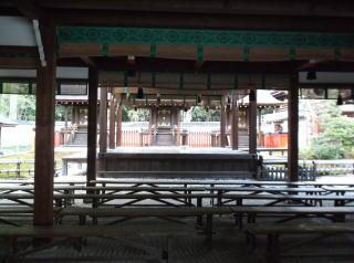 下鴨神社摂社・三井神社本殿