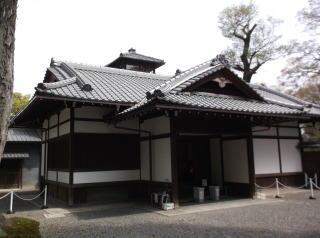 旧三井家下鴨別邸玄関棟