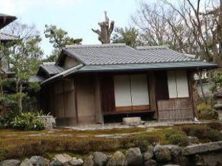 旧三井家下鴨別邸茶室