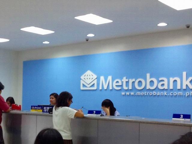 メトロ銀行