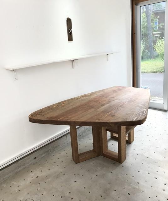 那須高原 じざい工房 小林康文の素材を活かす家具づくり M21スタイル