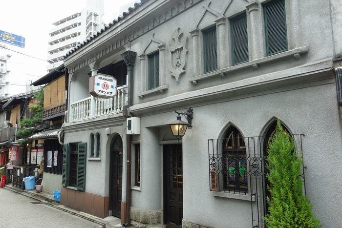 フランソア喫茶店