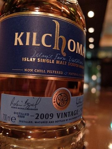 kilchoman2009