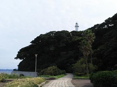 2017-10-05 観音崎灯台crop