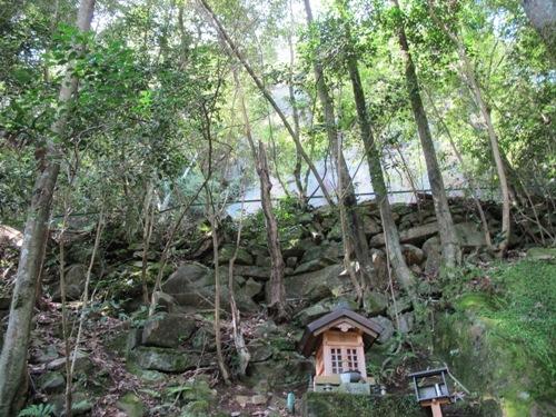 石山笠取 (270)