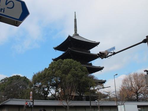 東寺・本願寺 (1)