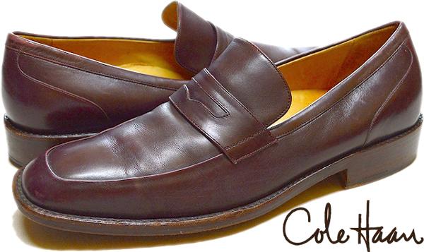 レザーデッキシューズ革靴メンズローファー@古着屋カチカチ08
