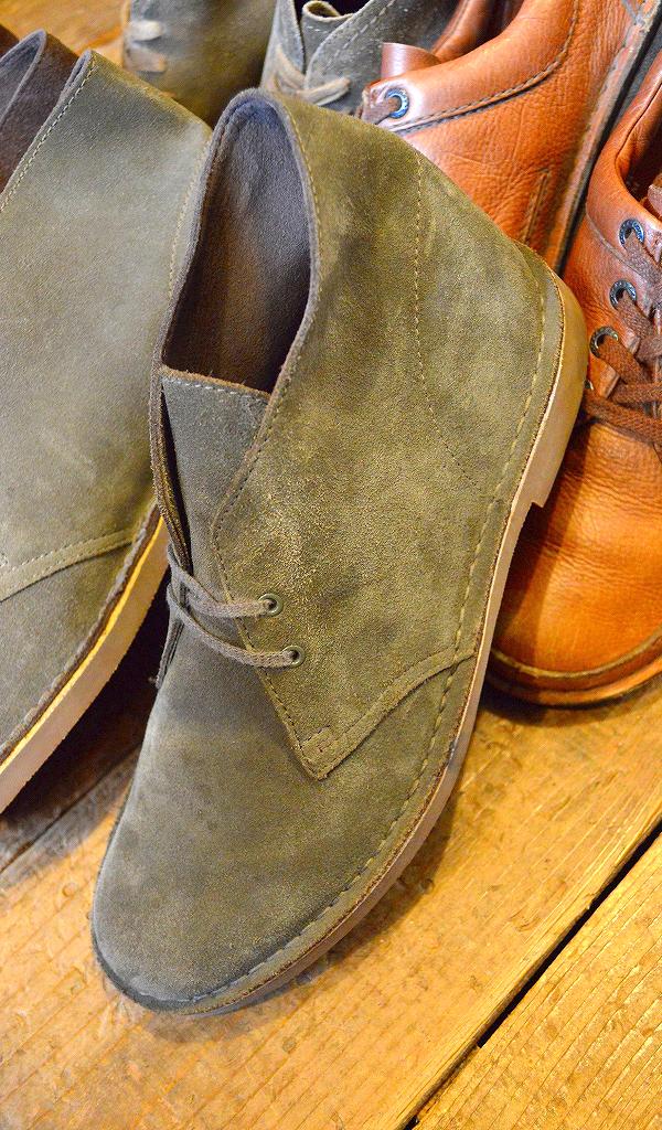 レザーブーツ革靴レッドウィングクラークス@古着屋カチカチ02