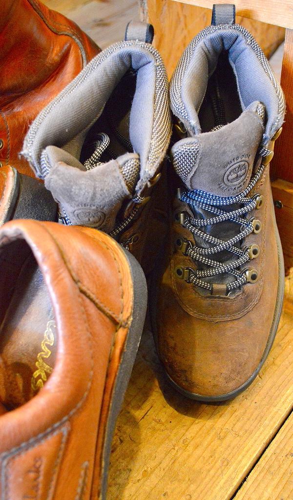 レザーブーツ革靴レッドウィングクラークス@古着屋カチカチ03