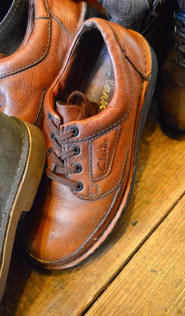 レザーブーツ革靴レッドウィングクラークス@古着屋カチカチ06