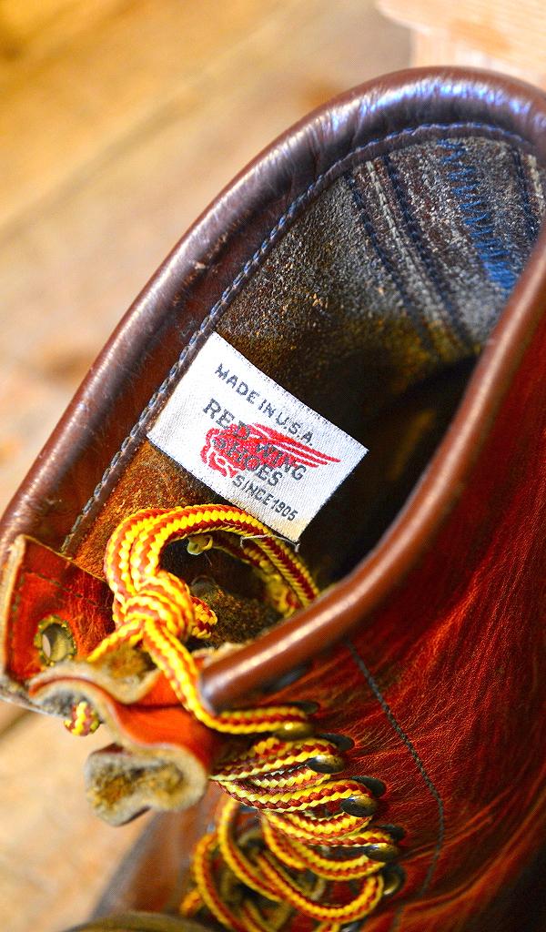 レザーブーツ革靴レッドウィングクラークス@古着屋カチカチ08