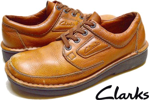 レザーブーツ革靴レッドウィングクラークス@古着屋カチカチ013