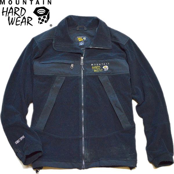 mountain Hardwearマウンテンハードウェア画像フリースジャケット画像ライトアウター@古着屋カチカチ04