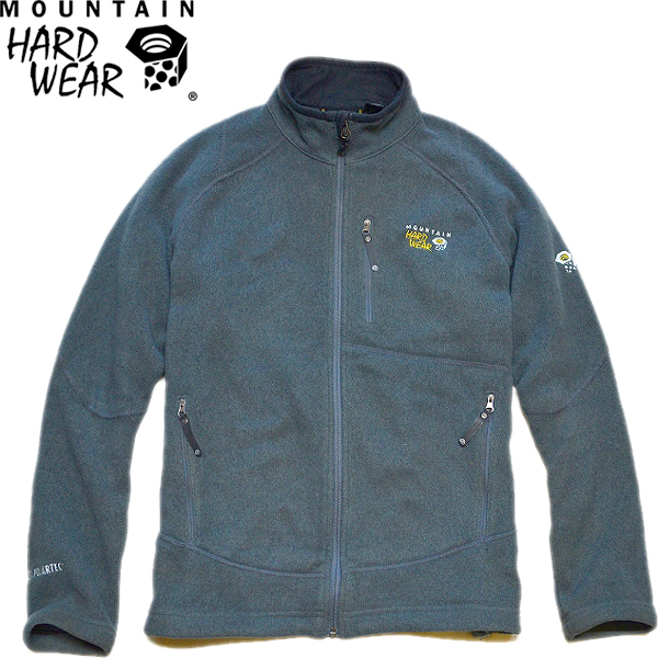 mountain Hardwearマウンテンハードウェア画像フリースジャケット画像ライトアウター@古着屋カチカチ03