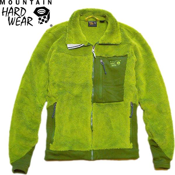 mountain Hardwearマウンテンハードウェア画像フリースジャケット画像ライトアウター@古着屋カチカチ07