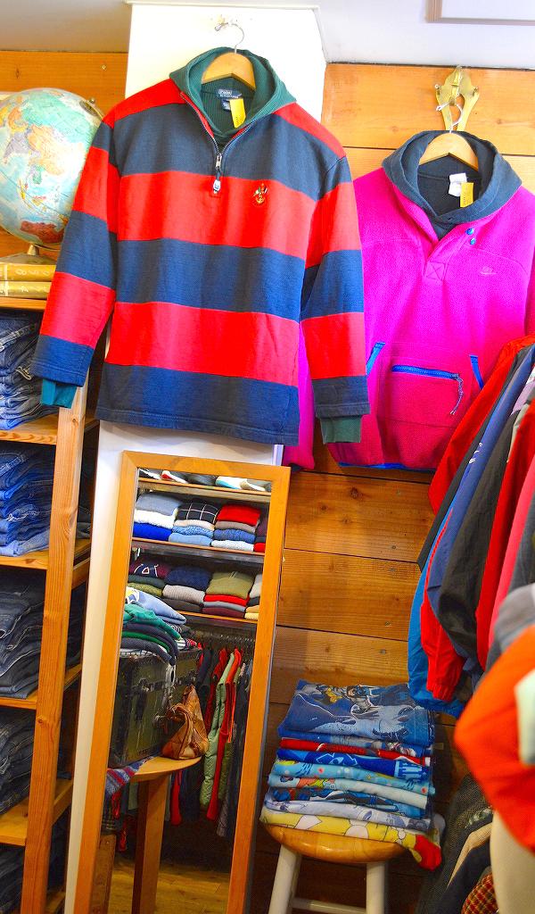 古着屋カチカチ店内画像@Used Clothing Shop Tokyo Japan02