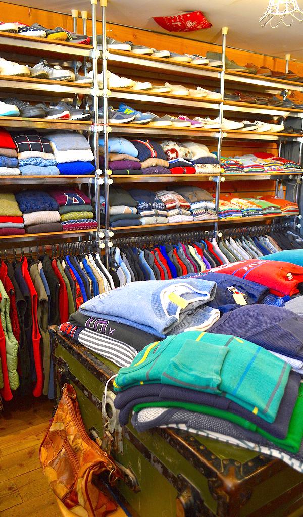古着屋カチカチ店内画像@Used Clothing Shop Tokyo Japan07