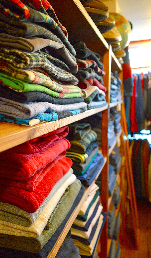 古着屋カチカチ店内画像@Used Clothing Shop Tokyo Japan08