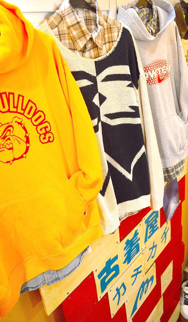 古着屋カチカチ店内画像@Used Clothing Shop Tokyo Japan015