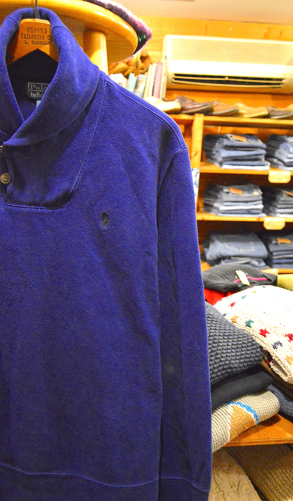 ポロラルフローレンPOLOニットセーター画像メンズレディースコーデ@古着屋カチカチ03