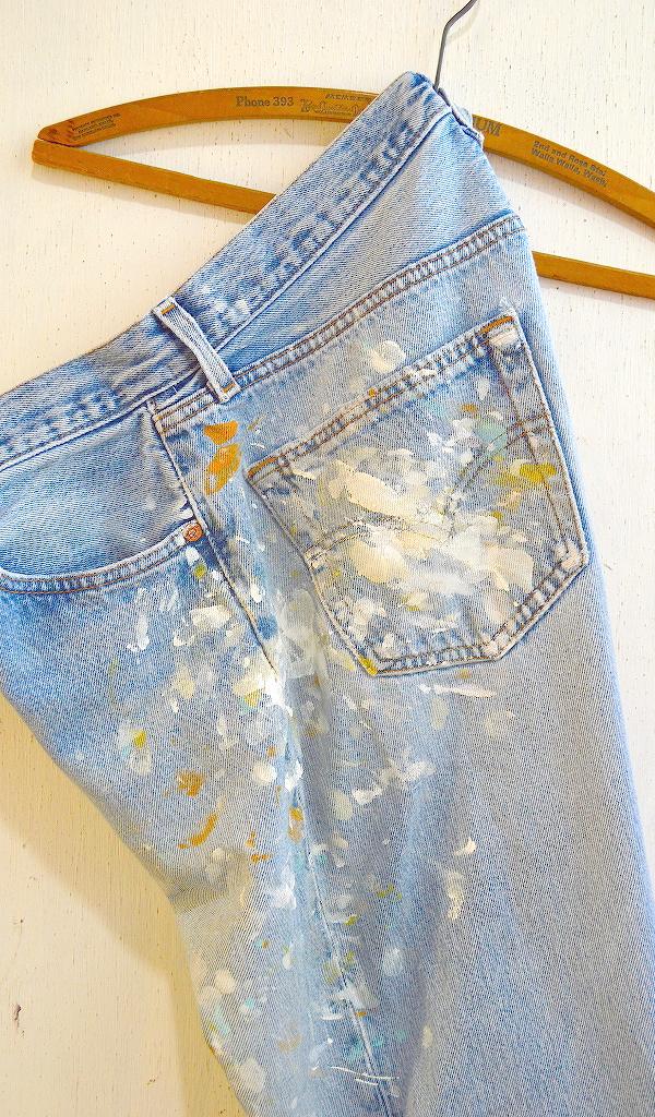 リーバイス501Jeansジーンズ画像デニムパンツ画像06
