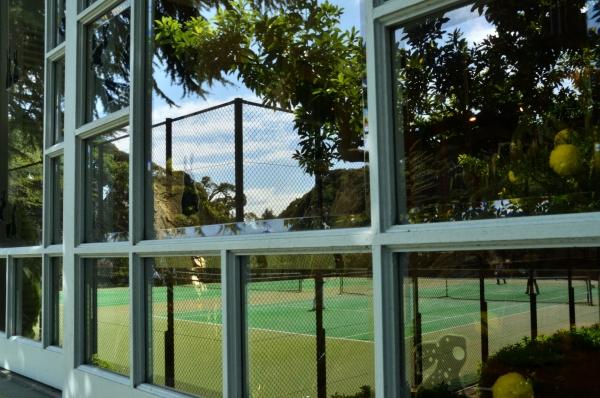 テニス 月11