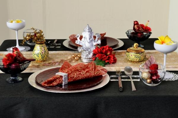 ベンジャロン焼でタイの王様ランチ2