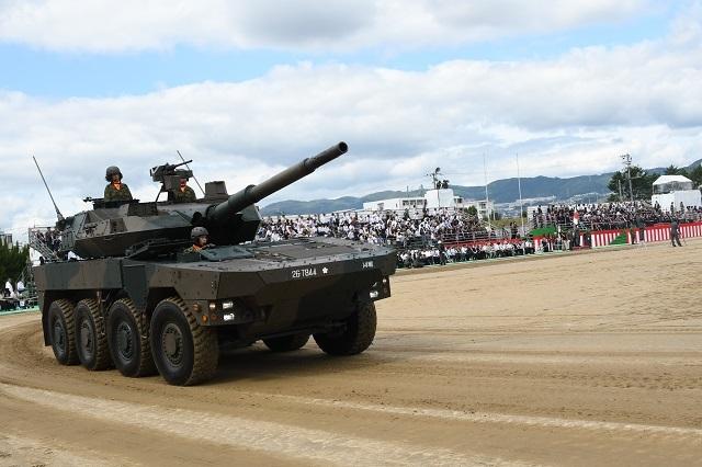 機動戦闘車16式6