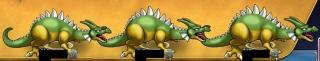 モンパレ大きさ(ドラゴン)