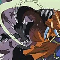 屍を貪る竜(DM11話)