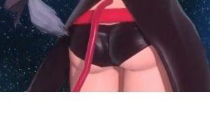 【ゼノブレイド2】ホムラちゃんがボインすぎて見てるとムラムラしてくるwwwww