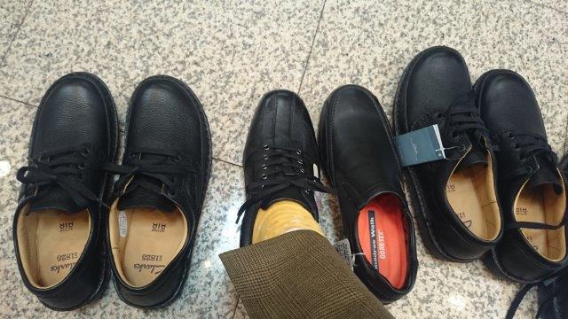 靴と饂飩 (2)