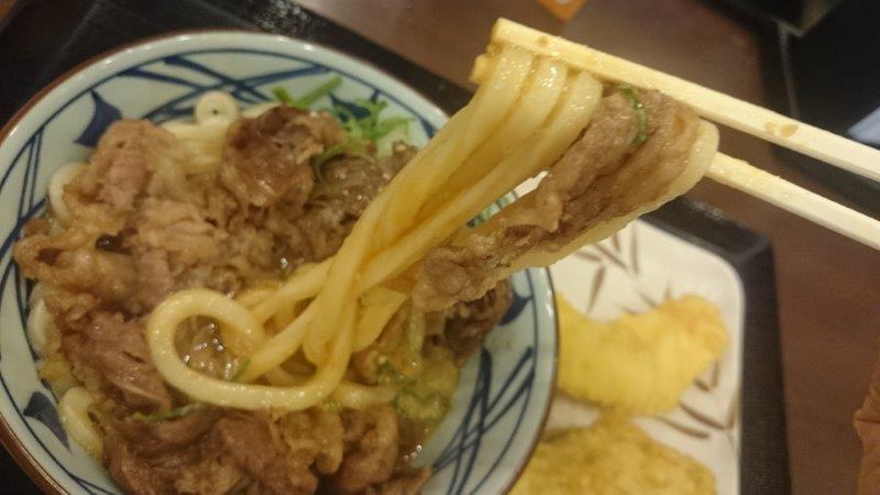 牛スキ釜玉 (1)