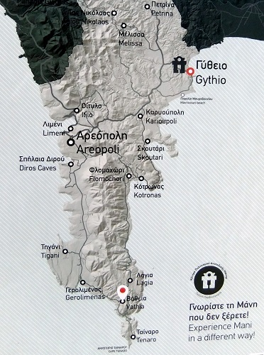 ヴァシアを示す地図