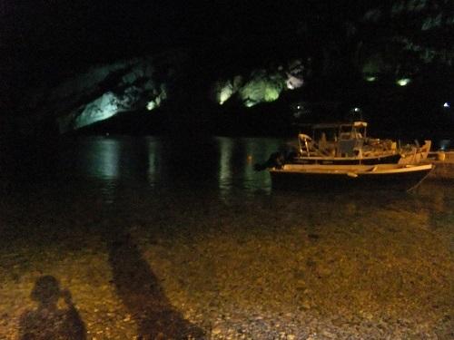 イェロリメナス_夜の海