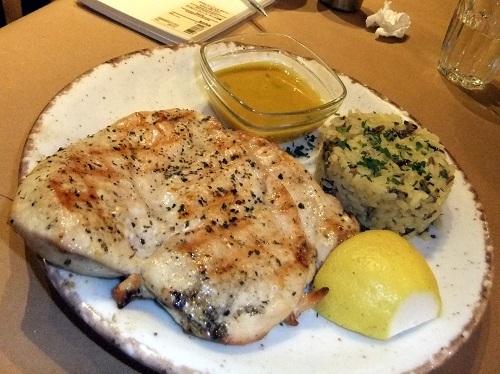 アテネ_「フィレマ」で夕食 (1)